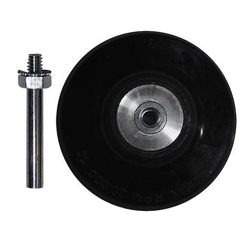 Adaptador para Discos de cambio Rápido de Fibra y Lija