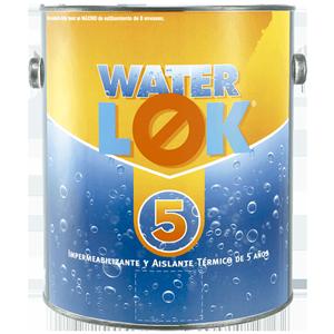 Impermeabilizante y Aislante Térmico - Imperm Waterlok 5 Años