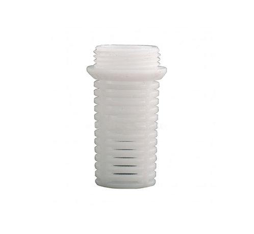 """Filtro con rosca NPT Plástico 1/2""""x4"""""""