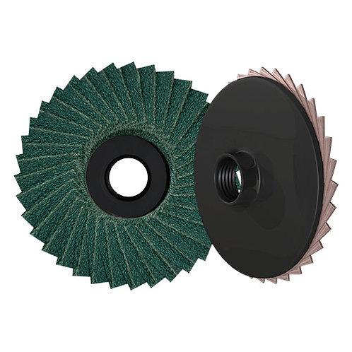 Minidisco Lam Zirconio para Desbaste y Pulido de Aceros y Metales no ferrosos