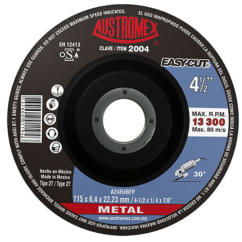 Disco Easy-Cut para Metal