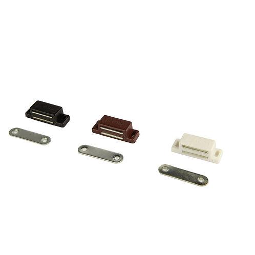 PEND Imanes para mueble de 45 mm x 15 mm