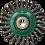 Thumbnail: Cepillo circular de Alambre trenzado para Limpieza rápida