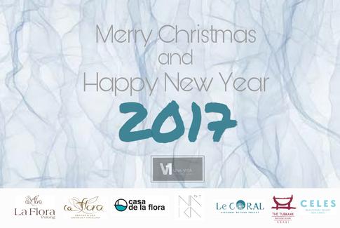 Merry Xmas & Happy New Year 2017