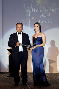 WORLD LUXURY HOTEL AWARD 2010