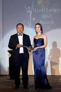 WORLD LUXURY HOTEL AWARD 2010