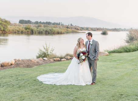 Sunrise P River Ranch Wedding | Rupert, Idaho | Chancey & Dominic