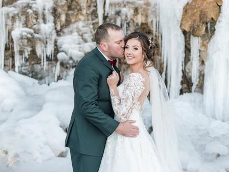 Twin Falls Reformed Church Wedding | Cade & Katie