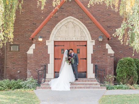 St. Nicholas Wedding | Rupert, Idaho | James & Adriana