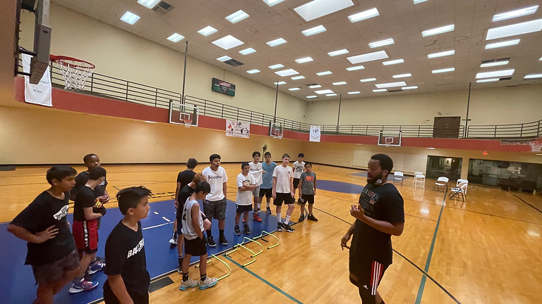 HP Back to School Skills Camp - 4th-7th grade