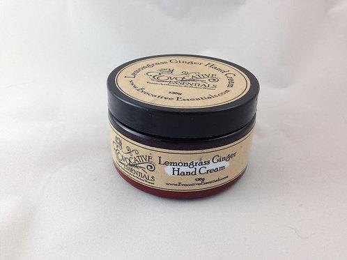 Hand Cream - Lemongrass Ginger
