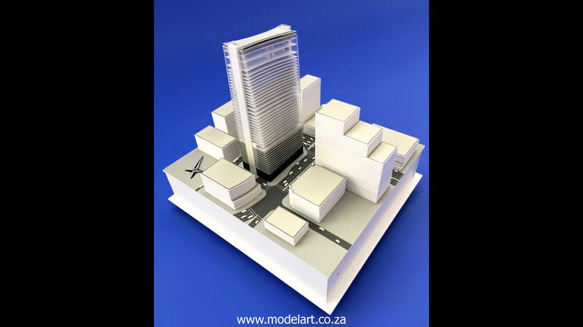 Architectural-Scale-Model-Conceptual-Cape Town-3