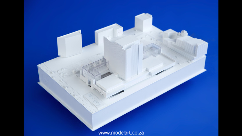 Architectural-Scale-Model-Conceptual-Kingsley Centre-2
