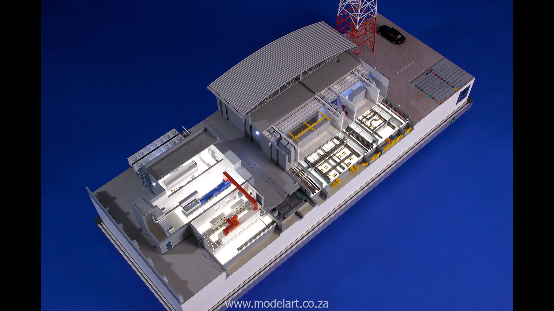 Architectural-Scale-Model-Engineering-MTN Rustenburg-3