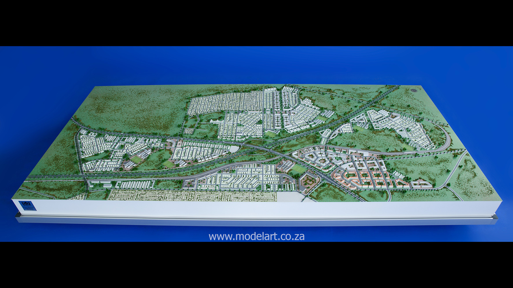 Architect Model-Development-John Dube Village2