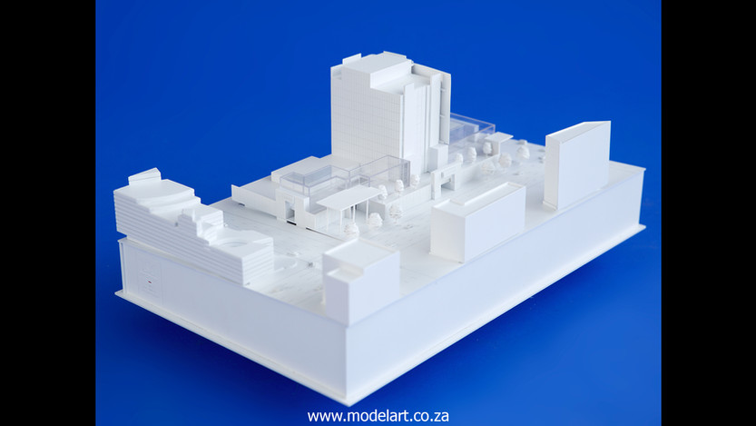 Architectural-Scale-Model-Conceptual-Kingsley Centre-5