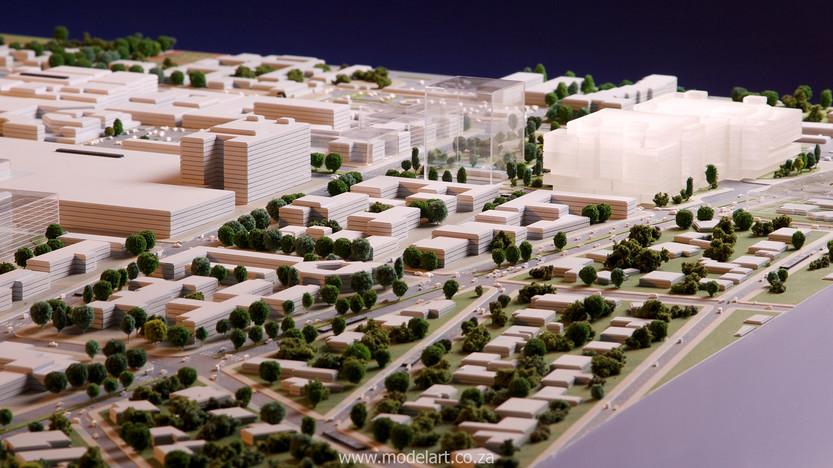 Architect Model-City-CBD-Standard Bank6