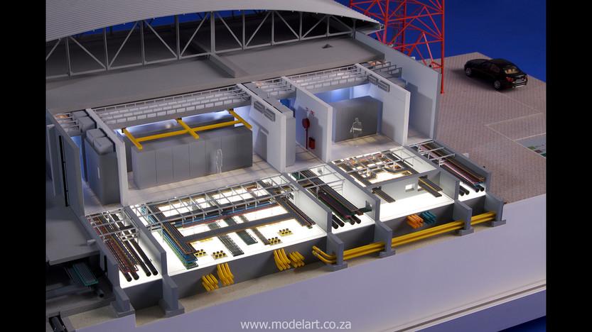 Architectural-Scale-Model-Engineering-MTN Rustenburg-5