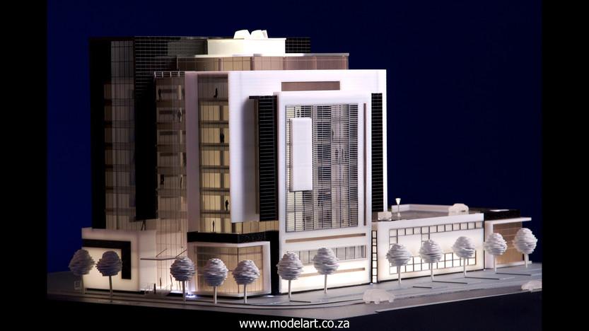 Architectural-Scale-Model-Conceptual-Tiber Rosebank-6