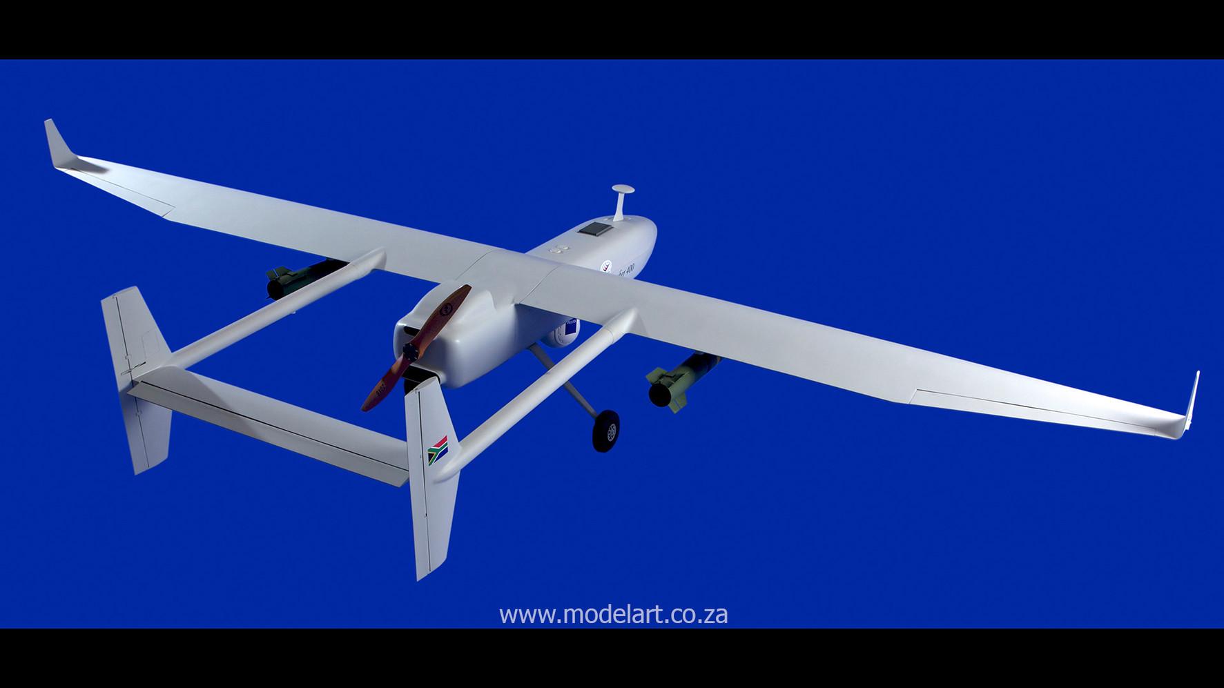 Architectural-Scale-Model-Engineering-Denel Seeker-5
