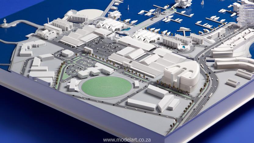 Architect Model-Harbour-Walvisbay6