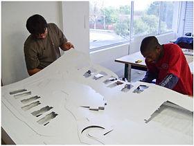 model builder base