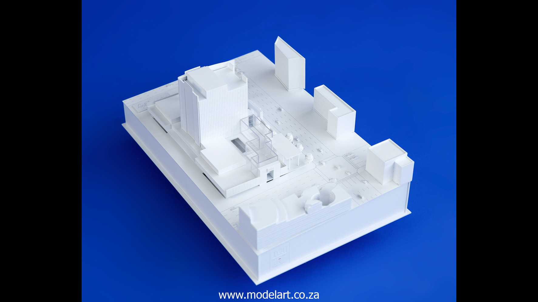 Modelart-ArchitecArchitectural-Scale-Model-Conceptual-Kingsley Centre-3tural-Scale-Model-Conce