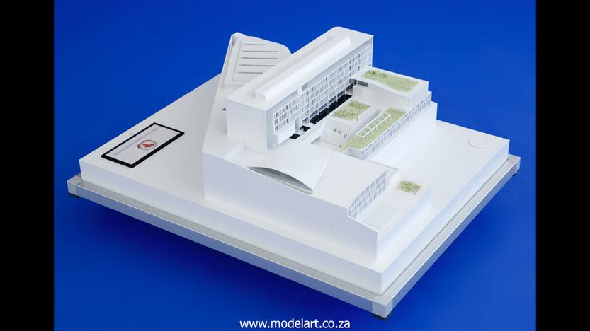Architectural-Scale-Model-Conceptual-AU Building-1