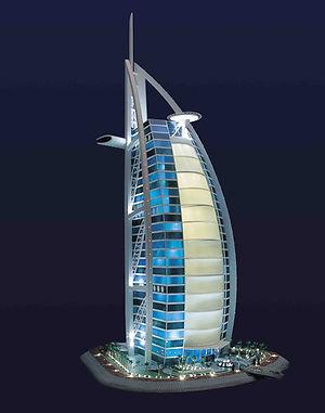 Modelart-Architectural Model-Burj Al Ara