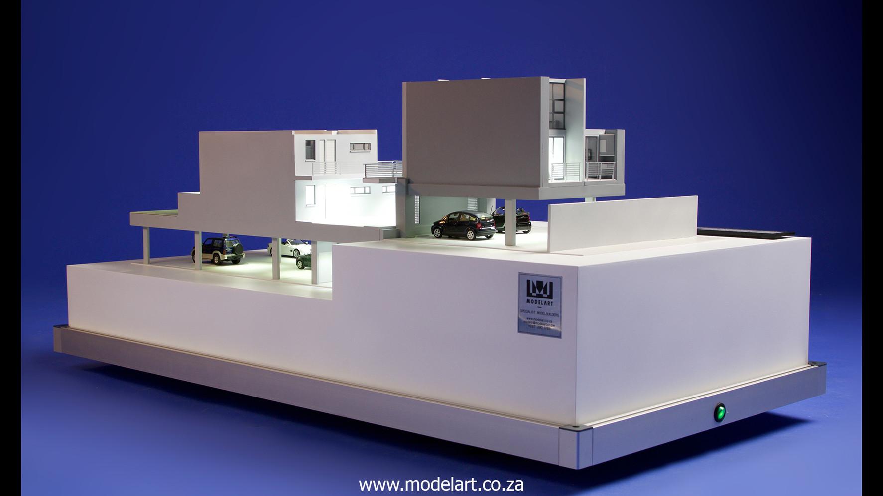 Architect Model-Residential-Interior-Langa2