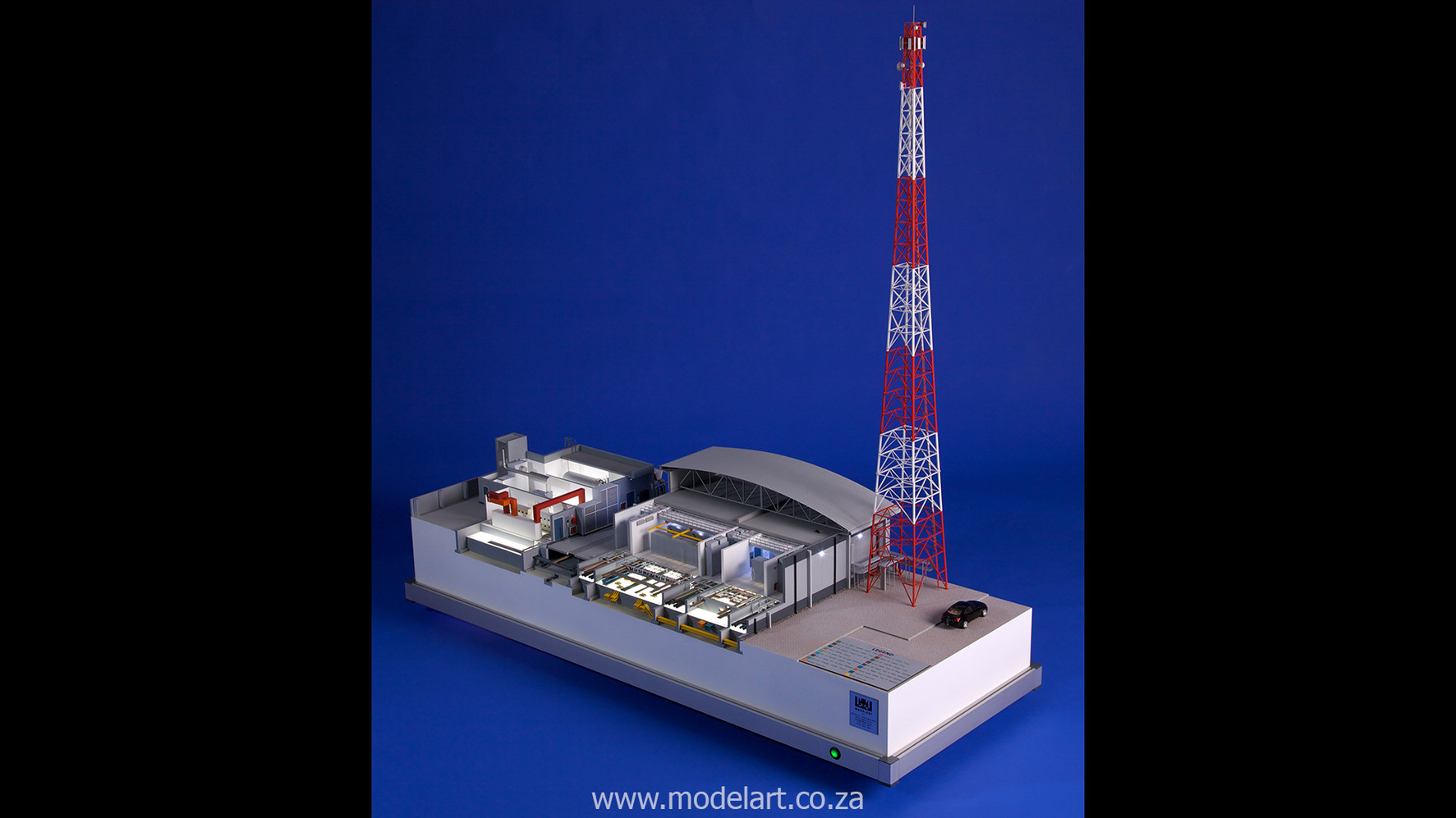 Architectural-Scale-Model-Engineering-MTN Rustenburg-1
