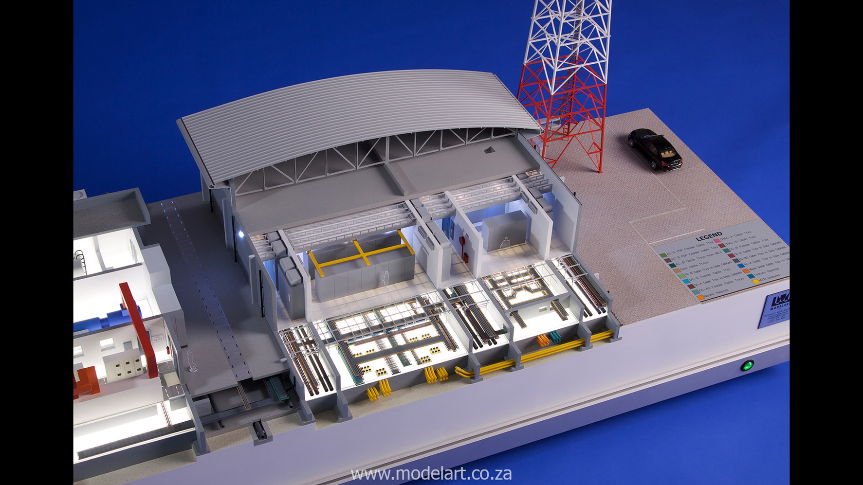 Architectural-Scale-Model-Engineering-MTN Rustenburg-4