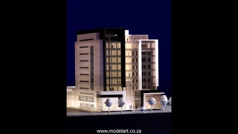 Architectural-Scale-Model-Conceptual-Tiber Rosebank-5