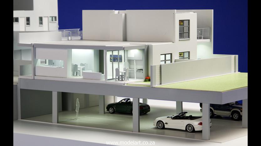 Architect Model-Residential-Interior-Langa5