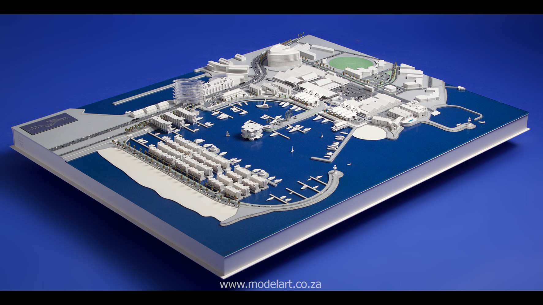 Architect Model-Harbour-Walvisbay1