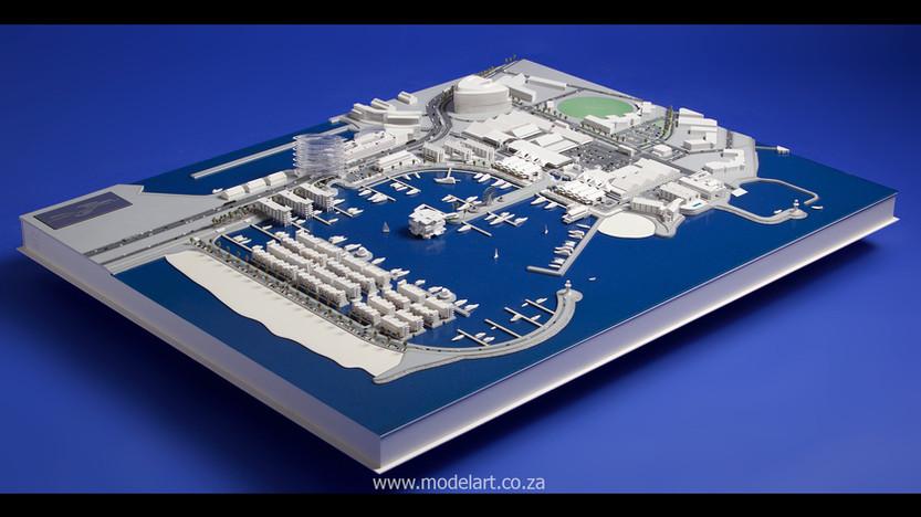 Architect Model-Harbour-Walvisbay1