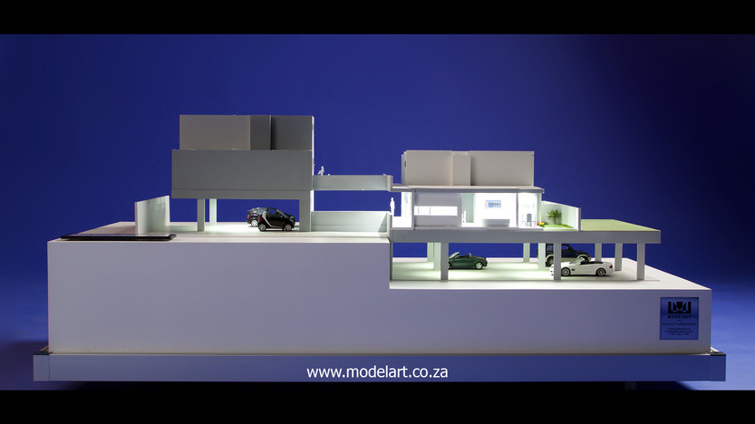 Architect Model-Residential-Interior-Langa3
