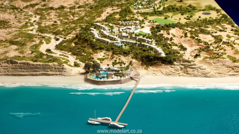 Architect Model-Resort-Angola3