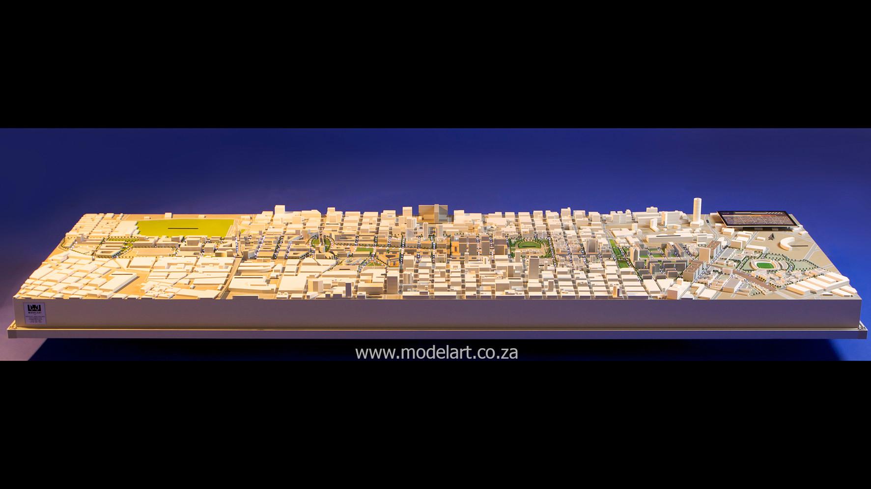 Architect Model-City-CBD-Johannesburg2