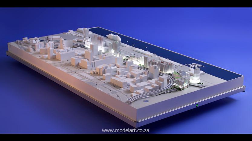 Architect Model-Harbour-Cape Town3
