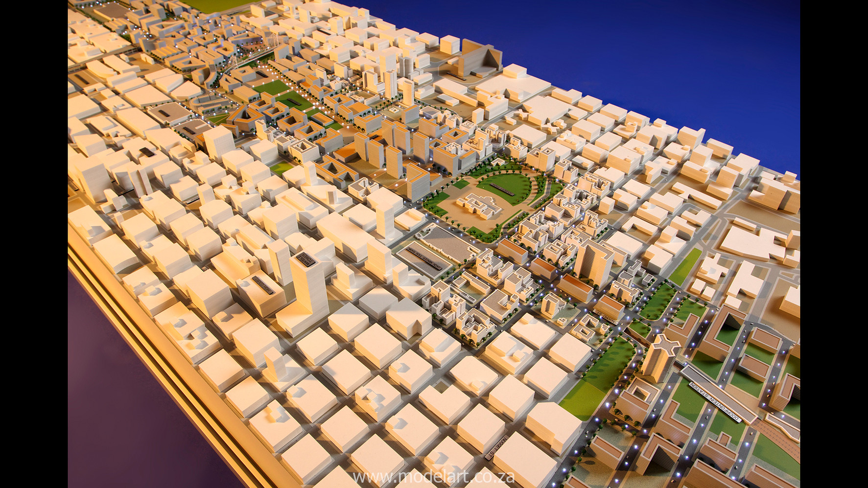Architect Model-City-CBD-Johannesburg5