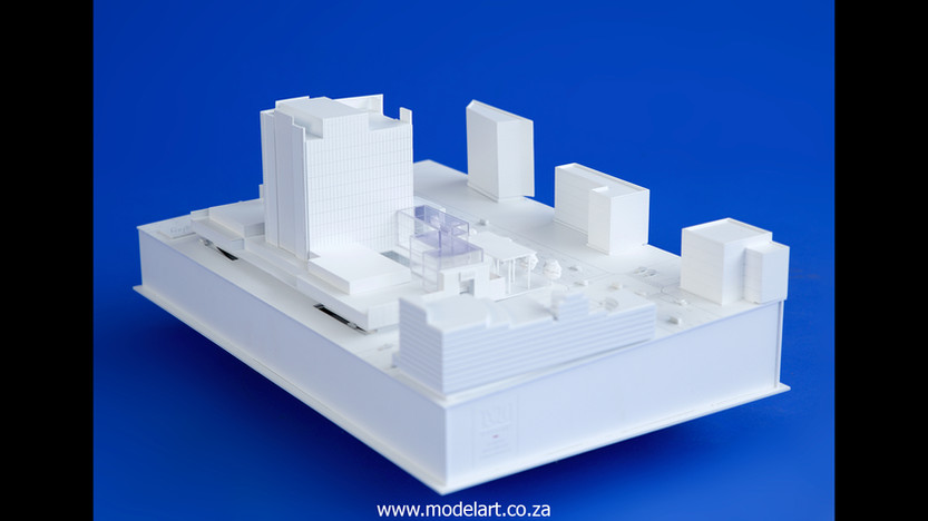 Architectural-Scale-Model-Conceptual-Kingsley Centre-4