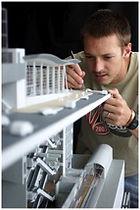 model builder glueing