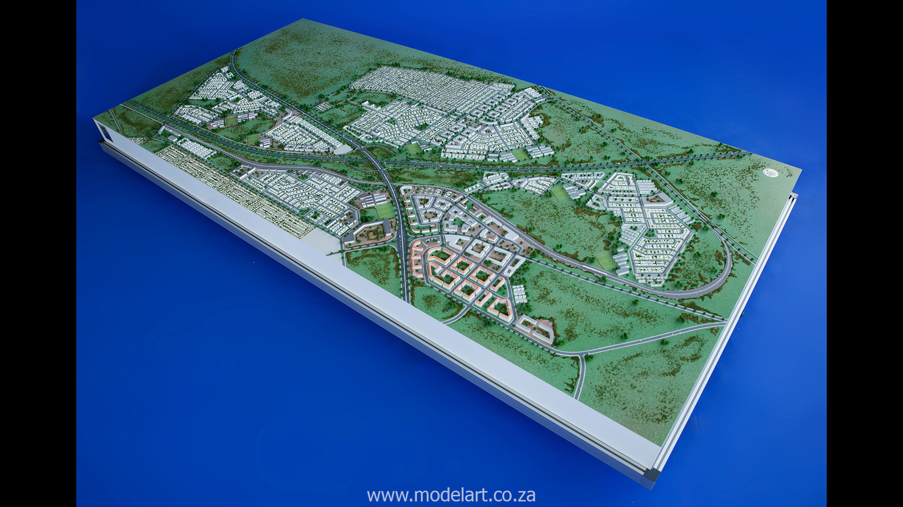 Architect Model-Development-John Dube Village3