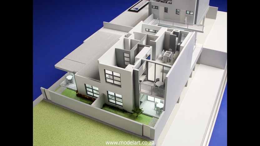 Architect Model-Residential-Interior-Langa4