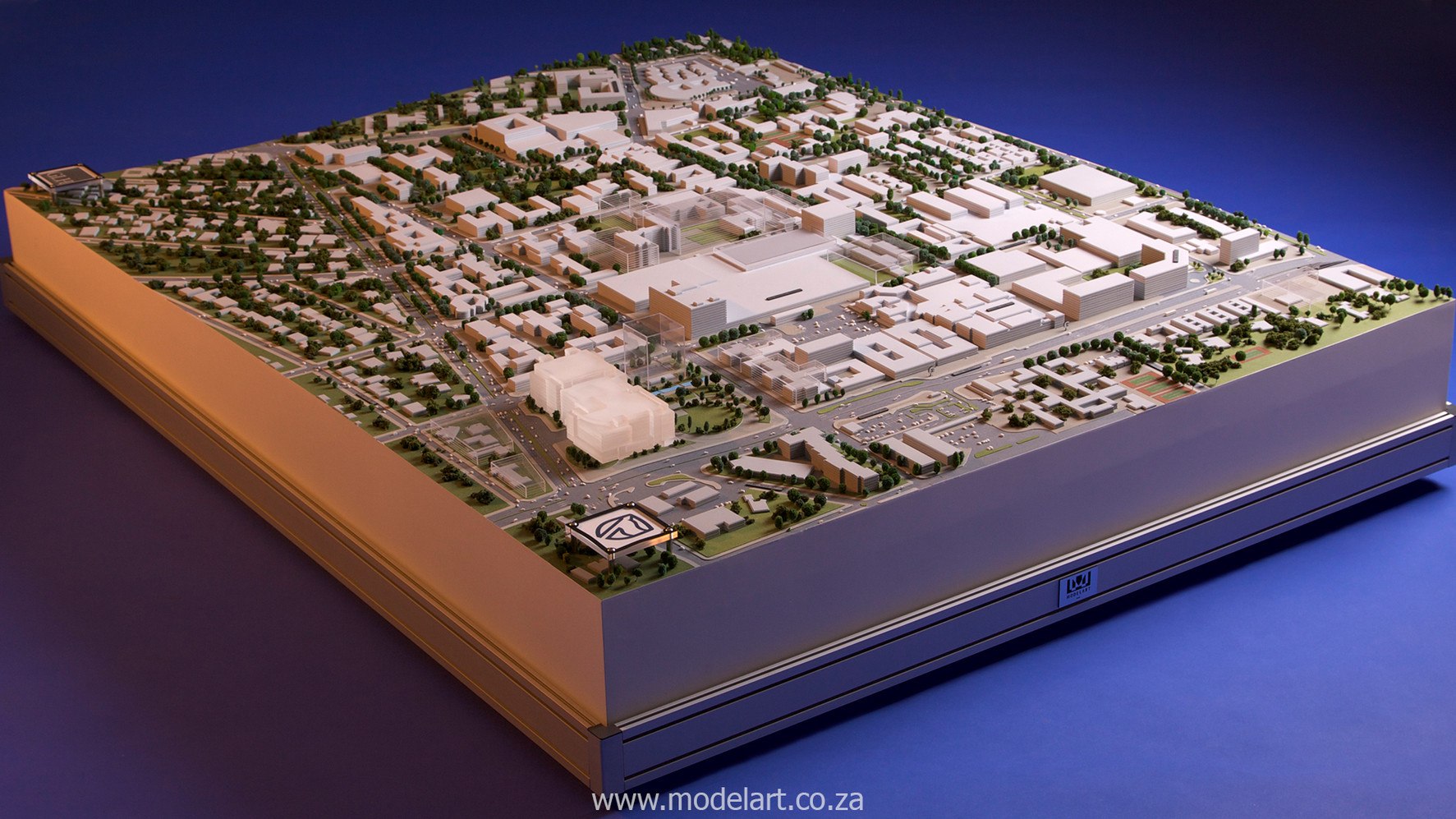 Architect Model-City-CBD-Standard Bank1