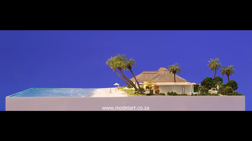Architect Model-Villa-Resort-ADA Ghana3