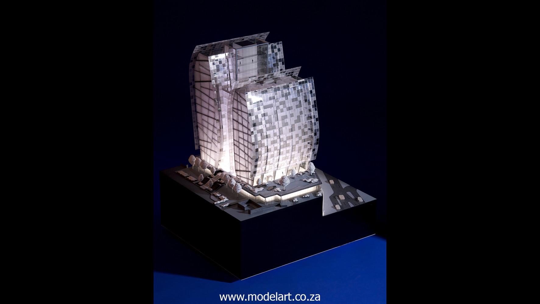 Architectural-Scale-Model-Conceptual-Alice Lane-1