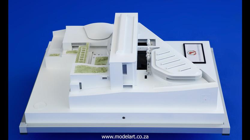 Architectural-Scale-Model-Conceptual-AU Building-2
