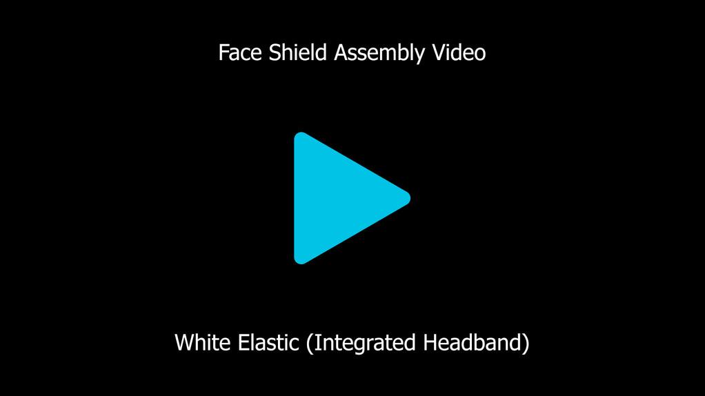 Modelart Face Shield - Assembly - JV - H